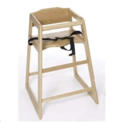 Rental store for Chair Wood High Chair in Omaha NE