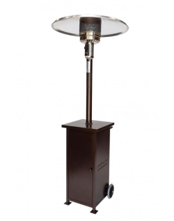 Rental store for Patio Heater Bronze 40Kbtu SQUARE in Omaha NE