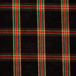 Rental store for Napkin Black Gold Red Green PLAID in Omaha NE