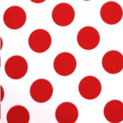Rental store for Napkin Red Dot White Background in Omaha NE
