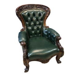 Rental store for Throne - Santa Chair Green in Omaha NE